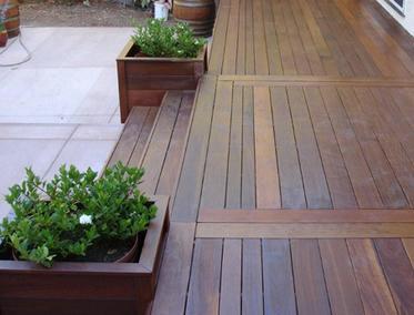 Brazilian Hardwood Decks